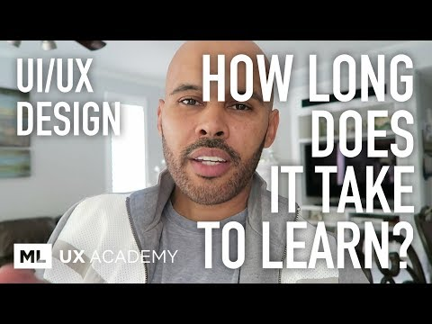 How Long Does it Take to Learn or Become a UI/UX Designer?
