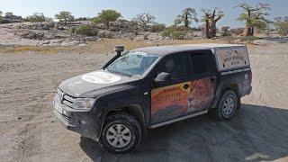 Amarok Adventure 2015: Unterwegs durch Afrika zu den Big Five
