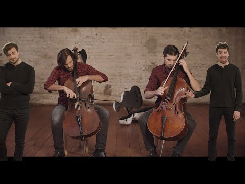 2CELLOS Announce New Album, Dedicated, Celebrating Their 10th Anniversary, Available September 17th - Preorder Now