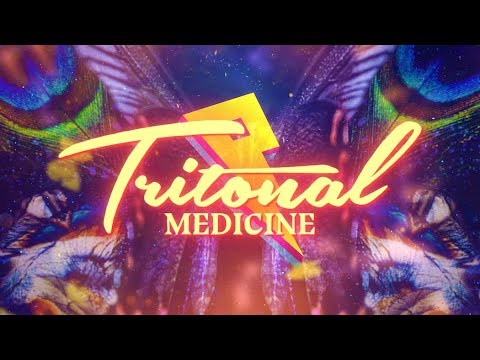 Tritonal & LEVV - Medicine [Lyric Video]