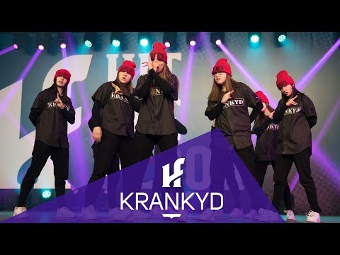 KRANKYD   1st Place - Showcase   Hit The Floor Lévis #HTF2017