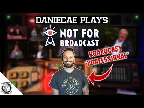 Not For Broadcast Lets Play Episode 1 Results! |