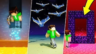 51 Worst Things that Can Happen To You in Minecraft!