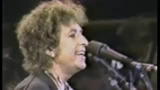 Bob Dylan, Eric Clapton, Santana- Tombstone Blues-  HQ Sound Upgrade Pt3 1984
