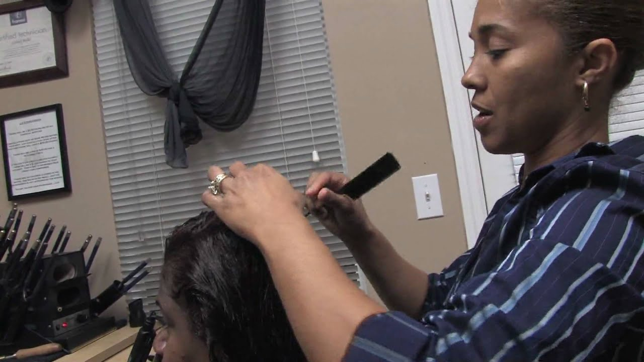 Doobie wrap hairstyle fade haircut hair care tips how to wrap hair in a doobie youtube pmusecretfo Images