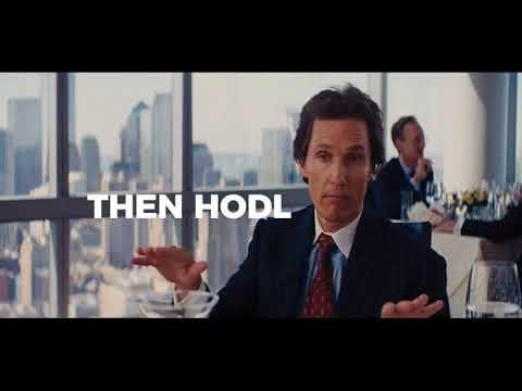 Crypto trading meme draw lines