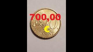 10 Cent Fehlprägung 700,00 €