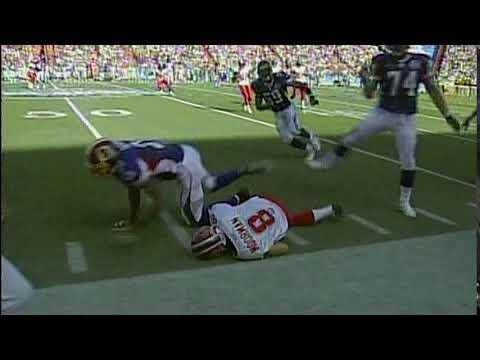 Sean Taylor Hit on Brian Moorman: Pro Bowl 2007