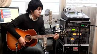 古澤剛 Gibson 1965 LG-1 One After 909