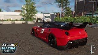 The Crew 2 - 2011 Ferrari 599XX EVO Gameplay - Elite Bundle 3 [4K]