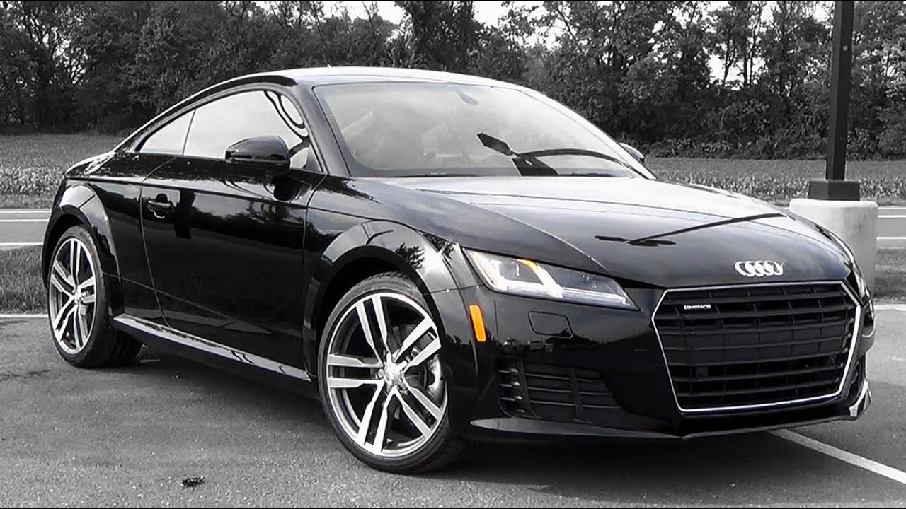 2016 audi tt review youtube. Black Bedroom Furniture Sets. Home Design Ideas