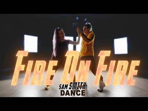 Sam Smith - Fire On Fire Dance  Patman Crew Choreography