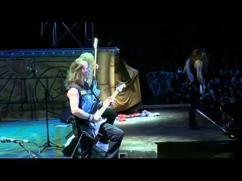 Iron Maiden  Fear Of The Dark 1080p