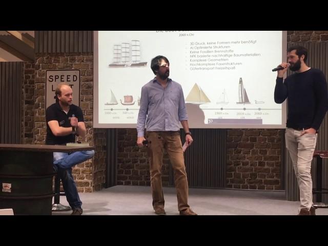 Vortrag Vrolijk/Deimann (Bente) Boot 2019