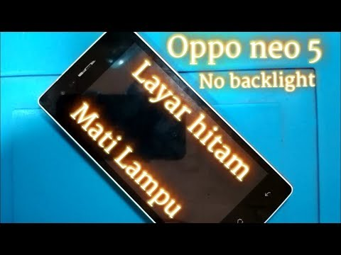 oppo-neo-5-(r1201)-getar-saja,-blank-hitam-no-backlight