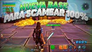 🔥NEW BASE for SCAMEAR, 99.99% DO NOT KNOW #7🔥 - Fortnite Save the World