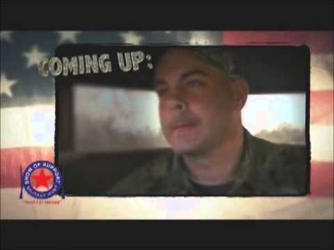Hunt for Heroes S:1 E:12 US Marine Corporal Trevor Armes  - Rocking Chair Ranch