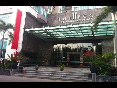 BCC Hotel & Residence staycation.
