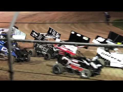 WoO Delta Speedway 3/17/19 Restricted Main