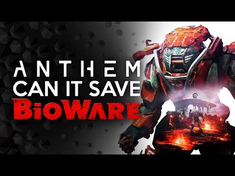 Anthem is NOT ENOUGH to Save Bioware