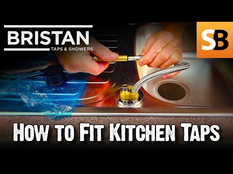 how-to-fit-kitchen-taps-with-bristan-easy-install