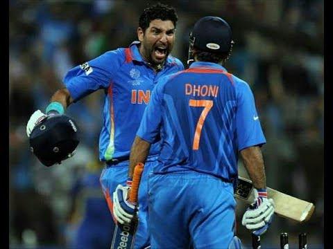 Dhoni & Yuvi Best Partnership vs Pakistan