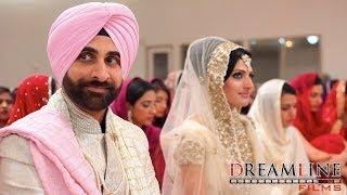 Sikh Wedding Highlights   Vancouver Videography   Andy & Natasha
