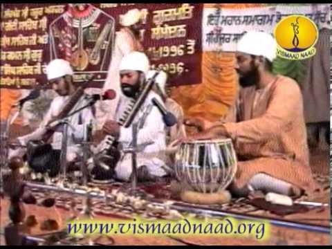 Raag Manjh_ Bhai Baljeet Singh Delhi : Adutti Gurmat Sangeet Samellan 1996