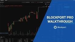 Blockport Pro Walkthrough