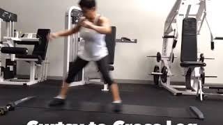 Mah-Ann's Pro Fitness - Sliderboard -MM