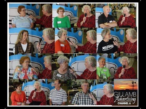 Muleshoe High School Class of 1964 50th Reunion Interviews