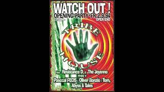 Pascal F.E.O.S. | DJ Set @ Clubnight (09.07.1994) (Techno/Trance Classics)