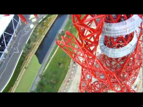 ArcelorMittal Orbit time-lapse: watch the sculpture taking shape