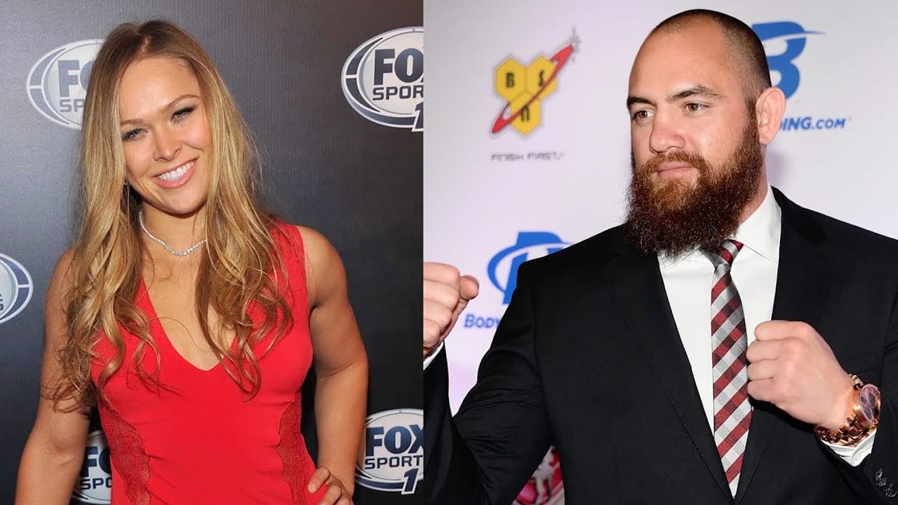 Edmond tarverdyan dating ronda rousey