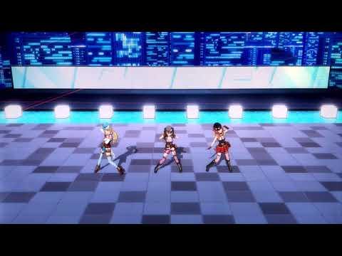 【スクフェスAC】PSYCHIC FIRE ダンスフォーカス動画