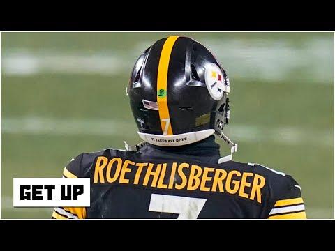 Will Ben Roethlisberger be the Steelers' QB next season?   Get Up