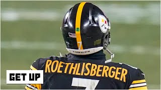 Will Ben Roethlisberger be the Steelers' QB next season? | Get Up