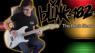 Blink 182 - The Rock Show (Guitar & Bass Cover w/ Tabs)