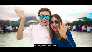 The 2017 Diamond Bora Bora Tahiti   Jeunesse Lifestyle