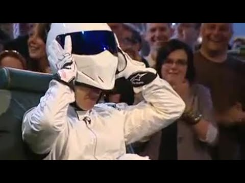 The Stig Revealed Behind The Scenes Top Gear