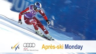 King Aksel is back! | FIS Alpine Skiing