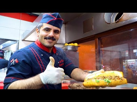 AMAZING TURKISH CHEF Cooks STREET FOOD in ISTANBUL - BEST Turkish Food Guide 2019 | Istanbul, Turkey