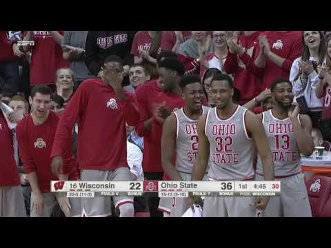 Tate Draws the And-1 vs. Wisconsin