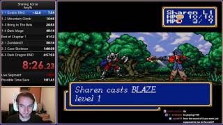 The Legend of Cendiel Playthrough! (Shining Force 1 Mod by Tyadran) Part 1