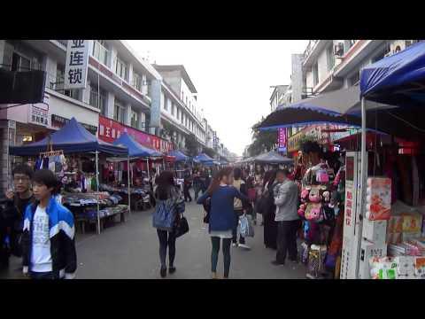 Chinese street Market!