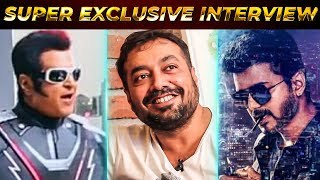 Anurag Kashyap on Sarkar and 2.0 Directors | Imaikkaa Nodigal | SM 10