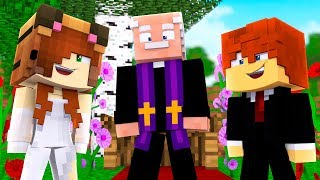 Minecraft Daycare - TINA GETS MARRIED !? (Minecraft Roleplay)
