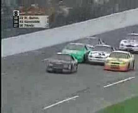 1998 Daytona 500 FINISH