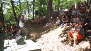 Grandfather Mountain Scottish Highland Games 2016 -Seven Nations band