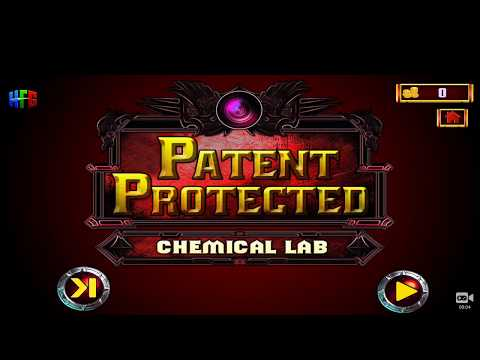 Patent Protected - CHEMICAL LAB Walkthrough Level 4 Investigation Files 101
